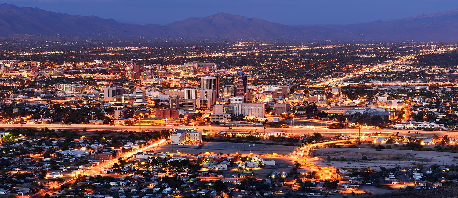 A TOP-RANKED HOTEL LOCATED JUST MINUTES FROM DOWNTOWN TUCSON, AZ