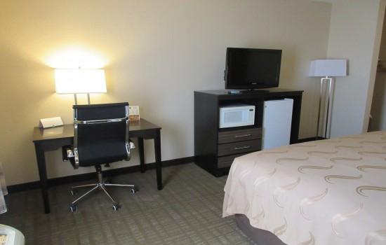 Quality Inn Tucson Airport - In-Room Conveniences