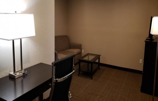 Quality Inn Tucson Airport - King Suite