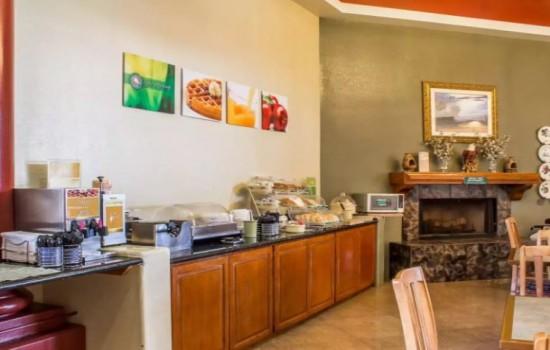 Quality Inn Tucson Airport - Breakfast Area