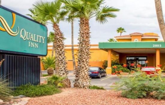 Quality Inn Tucson Airport - Welcome To Quality Inn Tucson Airport