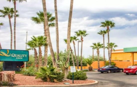 Quality Inn Tucson Airport - Exterior